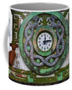 Time Coffee Mug by Skip Hunt