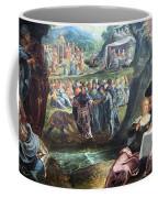 Tintoretto's The Worship Of The Golden Calf Coffee Mug