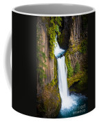 Toketee Falls Coffee Mug