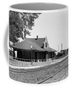 Toppenish Train Station Coffee Mug