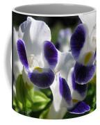 Torenia From The Duchess Mix Coffee Mug by J McCombie