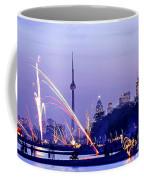 Toronto Fireworks Coffee Mug