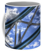 Tower Bridge And The Shard Coffee Mug