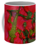 Toy Soldiers In A Pool Of Blood Coffee Mug by Amy Cicconi