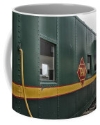 Tpw Rr Caboose Side View Coffee Mug