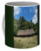 Traditional Polish Cottage House Coffee Mug