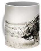 Trees In Snow Coffee Mug
