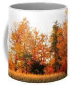 Trees Of Fall Coffee Mug