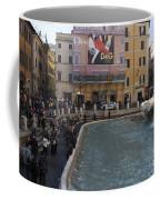 Trevi Fountain Rome Coffee Mug
