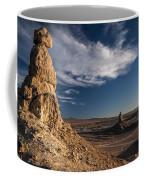 Trona Pinnacles Coffee Mug