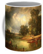 Troyon's The Approaching Storm Coffee Mug