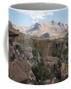 Tsaranoro Mountains Madagascar 1 Coffee Mug