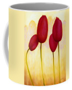 Tulips Are People Xv Coffee Mug