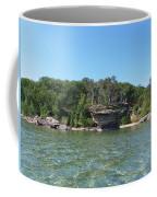 Turnip Rock Coffee Mug