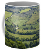 Tuscany - Val D'orcia Coffee Mug