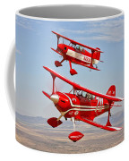 Two Pitts Special S-2a Aerobatic Coffee Mug