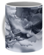 Two-tailed Tomcat Coffee Mug