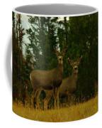 Two Young Bucks Coffee Mug