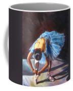 Tying Shoes Coffee Mug