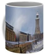 Tynemouth Pier Coffee Mug