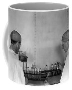 Typhoid: Vaccine, C1917 Coffee Mug