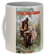 Uncle Toms Cabin, C1899 Coffee Mug