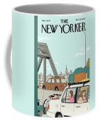 New Yorker July 26th, 2010 Coffee Mug