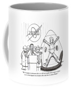 We're Happy To Announce That We Will Once Coffee Mug