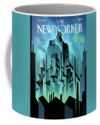 New Yorker October 10th, 2011 Coffee Mug