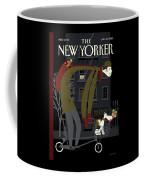 New Yorker January 18th, 2010 Coffee Mug