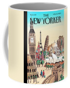 New Yorker April 20th, 2009 Coffee Mug
