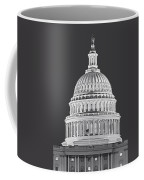 Us Capitol Dome Coffee Mug