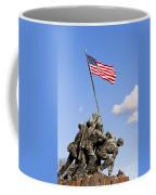 Us Marine Corps Memorial Coffee Mug