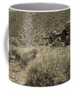 U.s. Soldiers Provide Security Coffee Mug
