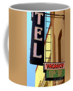 Vacancy Coffee Mug