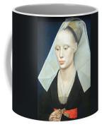 Van Der Weyden's Portrait Of A Lady Coffee Mug