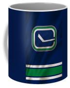 Vancouver Canucks Uniform Coffee Mug