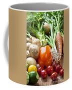 Vegetables Coffee Mug by Elena Elisseeva