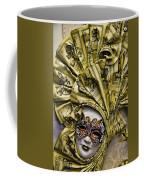 Venetian Carnaval Mask Coffee Mug