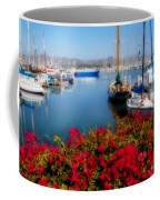 Ventura Harbor Coffee Mug