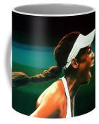 Venus Williams Coffee Mug by Paul Meijering