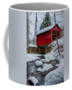 Vermonts Moseley Covered Bridge Coffee Mug