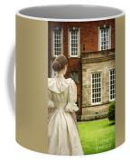 Victorian Woman Coffee Mug