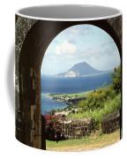 View From Brimstone Hill Fortress Coffee Mug
