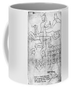 Villard De Honnecourt (c1225-c1250) Coffee Mug