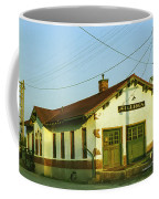 Villisca Train Depot Coffee Mug