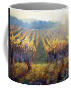 Vineyard Sunset Coffee Mug