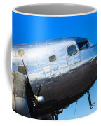 Vintage Airplane Coffee Mug