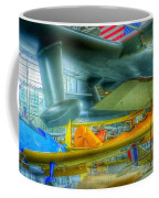 Vintage Airplanes Coffee Mug