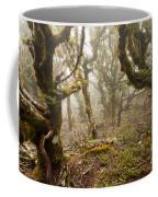 Virgin Mountain Rainforest Of Marlborough Nz Coffee Mug